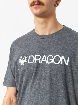 Dragon Trademark T-shirt (charcoal heather)