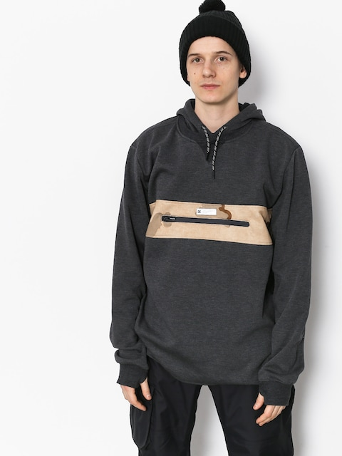 DC Cloak Active sweatshirt (black)