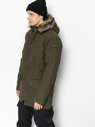 Quiksilver Ferris Jacket (grape leaf)