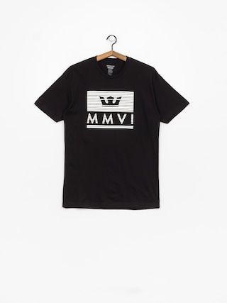 Supra Crown Jewel T-shirt (black/wht)