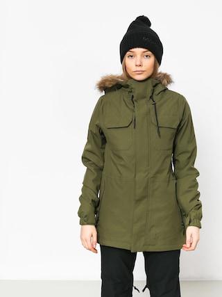 Volcom Shadow Ins Snowboard jacket Wmn (mil)