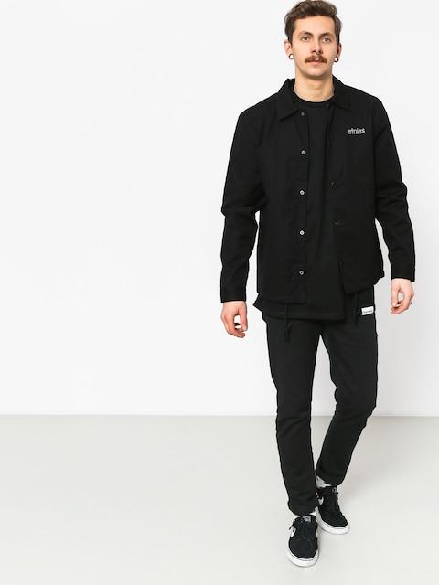 Etnies Staple Coaches Jacket (black)