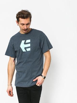Etnies Mod Icon T-shirt (navy/heather)