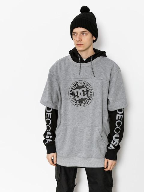DC Dryden Active sweatshirt (neutral gray heather)