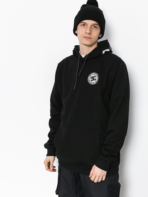 DC Snowstar Hd Active sweatshirt (black)