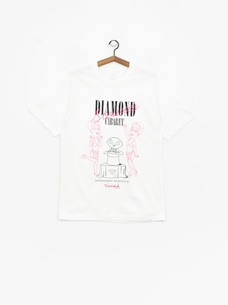 Diamond Supply Co. Stewie'S Diamond Cabaret T-shirt (white)