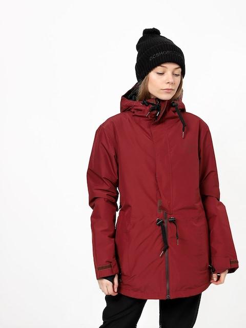 Airblaster Stay Wild Parka Snowboard jacket Wmn (oxblood)