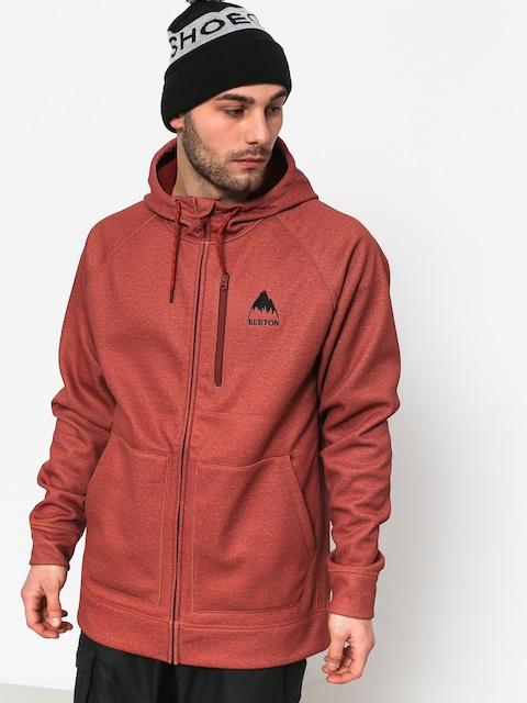 Burton Crown Bndd ZHD Active sweatshirt (sparrow heather)