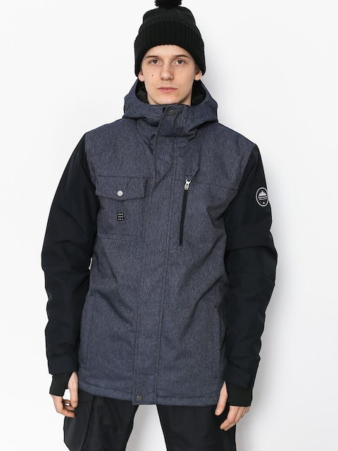 Quiksilver Mission Deni Snowboard jacket (dress blues)