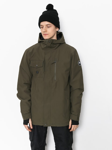 Quiksilver Mission Soli Snowboard jacket (grape leaf)