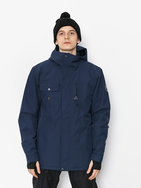 Quiksilver Mission Soli Snowboard jacket (dress blues)