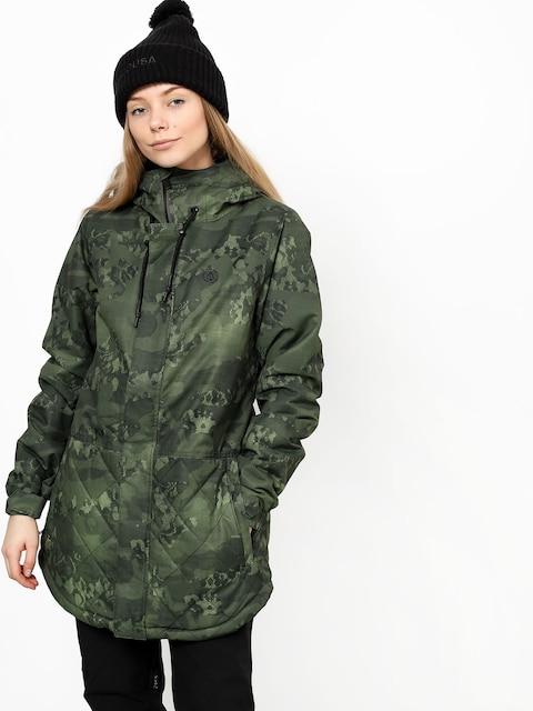 Volcom Winrose Ins Snowboard jacket Wmn (cam)