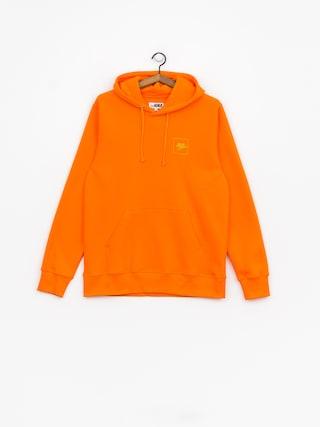 Koka Fake Ball HD Hoodie (orange)