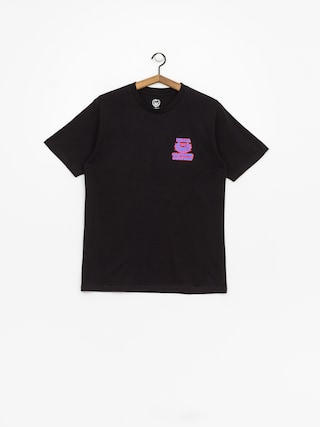 Koka Blurry T-shirt (black)