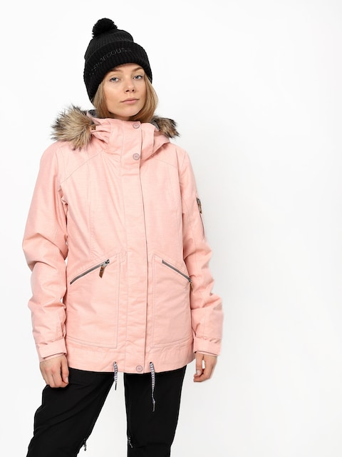 Roxy Meade Snowboard jacket Wmn (coral cloud)