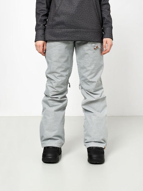 Roxy Nadia Snowboard pants Wmn (warm heather grey)