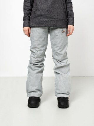 Roxy Nadia Snowboard pants Wmn (warm heather grey)