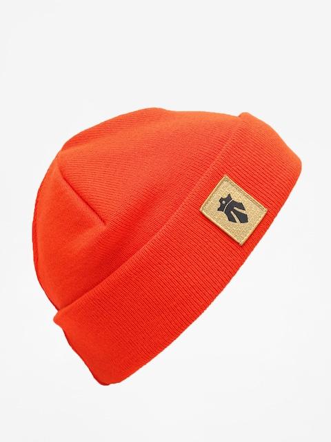 Majesty Beanie Os Beanie (orange neon)