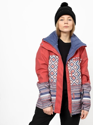 Roxy Rx Jetty Block Snowboard jacket Wmn (edit song geo)