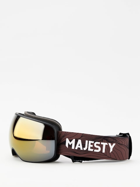 Majesty The Force S Goggles (black/ancient gold)