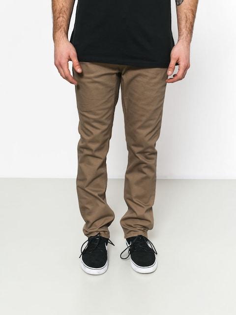 Volcom Vorta 5 Pocket Slub Pants (gri)