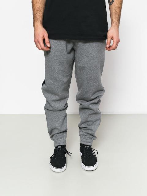 Supra Streeter Pant Pants (grey heather/blk)
