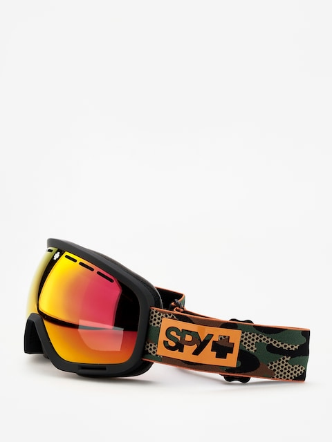 Spy Marshall Goggles (camo happy gray green w/red spectra happy yellow w/lucid green)