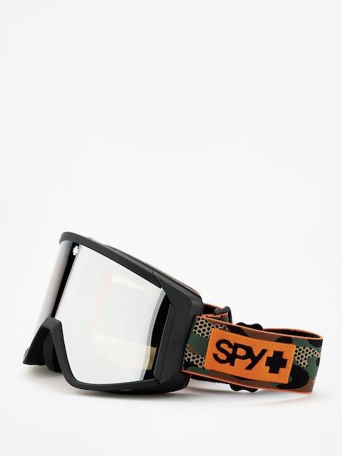 Spy Raider Goggles (camo happy bronze w/silver spectra persimmon)