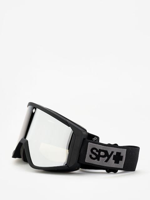 Spy Raider Goggles (matte black happy bronze w/silver spectra persimmon)