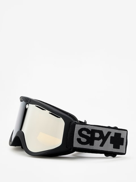 Spy Cadet Goggles (matte black bronze w/silver spectra)