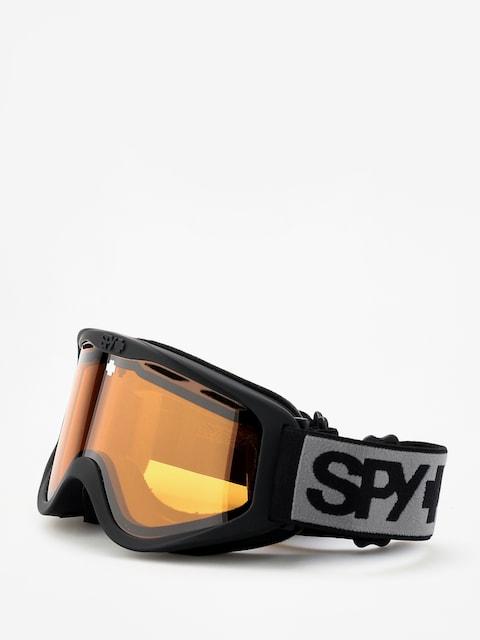 Spy Cadet Goggles (matte black persimmon)