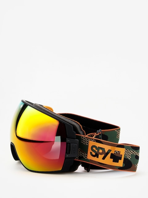 Spy Legacy Goggles (camo happy gray green w/red spectra happy yellow w/lucid green)