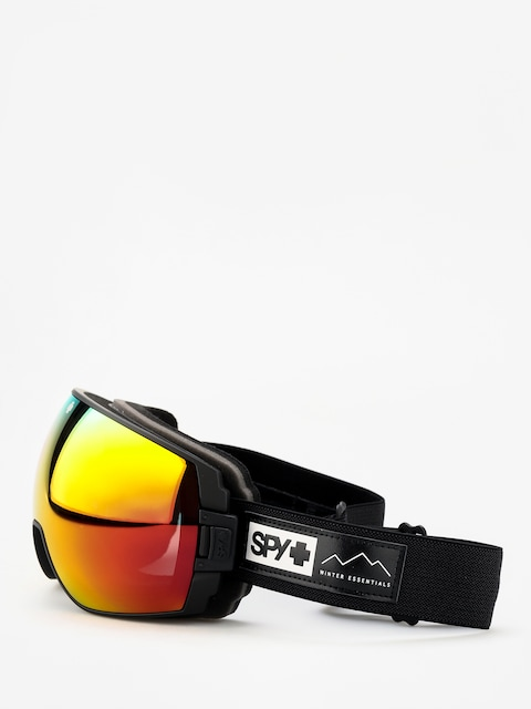 Spy Legacy Goggles (essential black happy gray green w/red spectra happy yellow w/lucid green)