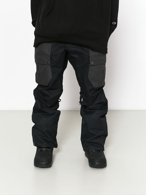 Airblaster Freedom Cargo Snowboard pants (black)