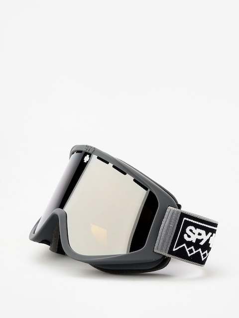 Spy Woot Goggles (deep winter gray bronze w/silver spectra persimmon)