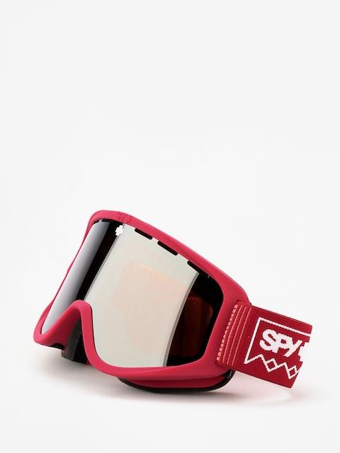 Spy Woot Goggles (deep winter blush bronze w/silver spectra persimmon)