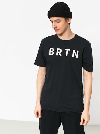 Burton Brtn T-shirt (true black)