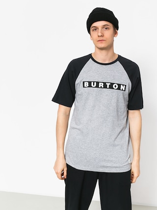 Burton Vault T-shirt (gray heather)