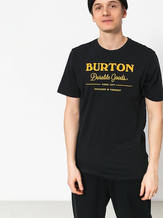 Burton Durable Gds T-shirt (trublk/gold)