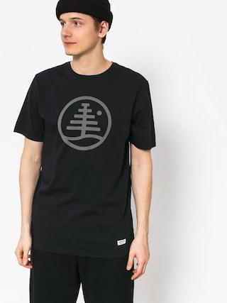 Burton Fmly Tree T-shirt (true black)