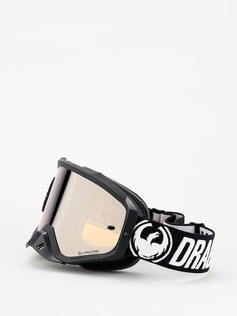 Dragon MXV PLUS Goggles (coal/lumalens silver ion clear)