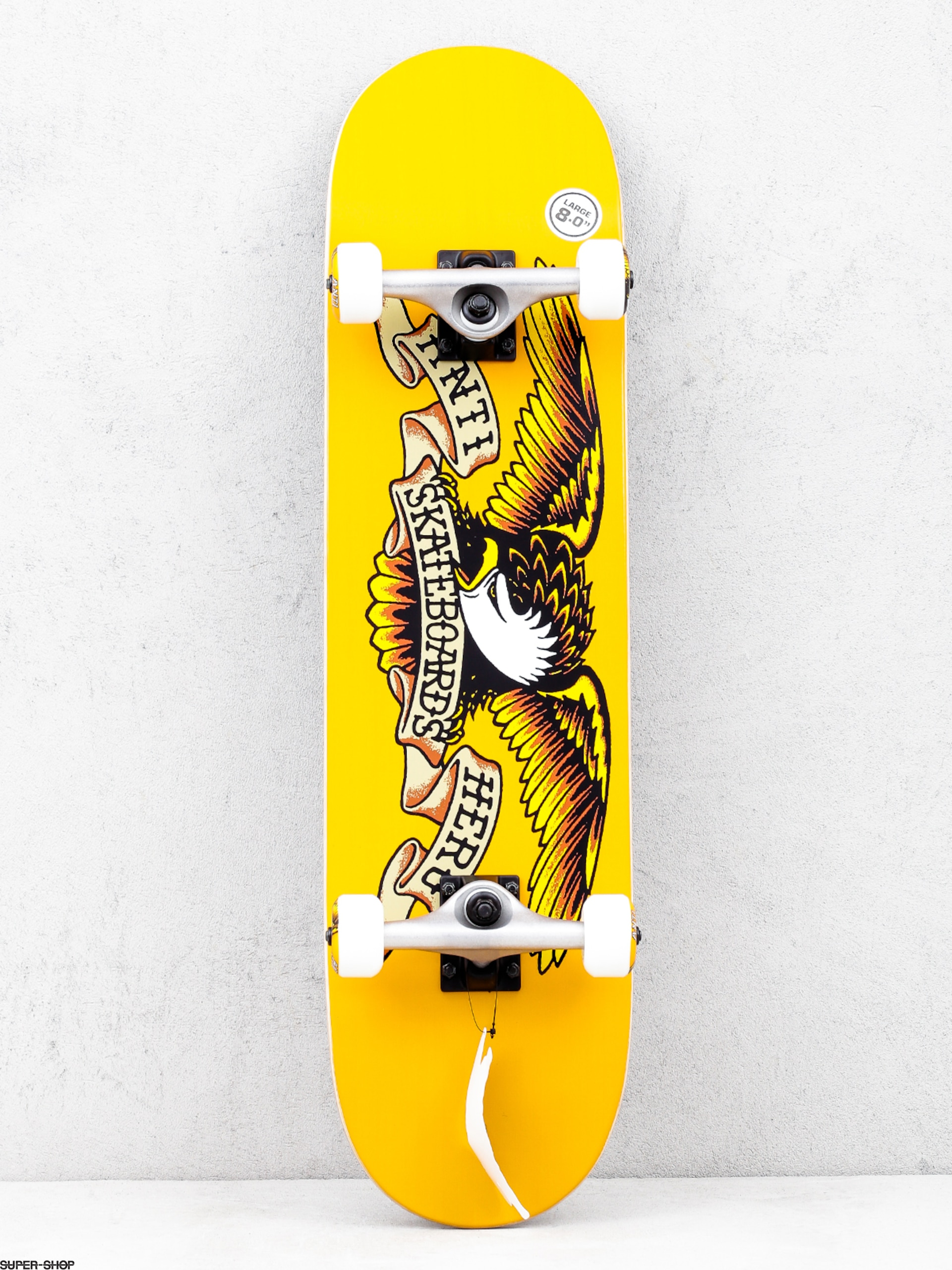 6a2093d824 Antihero Team Eagle Skateboard (orange)