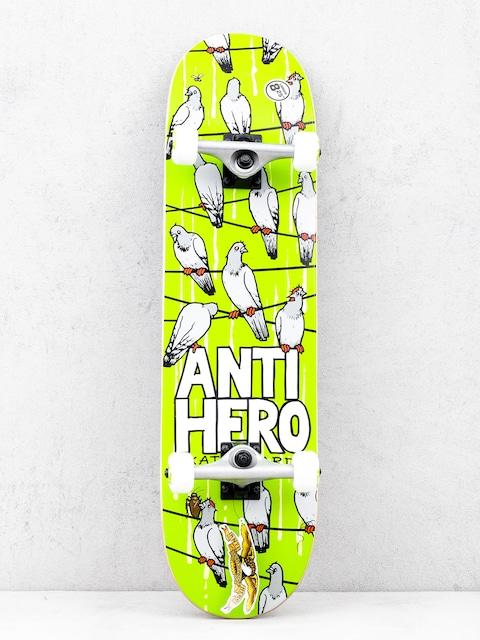 Antihero Conferrnce Call Skateboard (green)