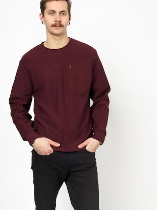 Nike SB Sb Top Overlays Longsleeve (burgundy crush)