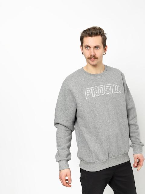 Prosto Ordep Sweatshirt (concrete)
