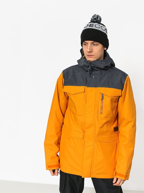 Burton Snowboard jacket Covert (gldnok/denim)