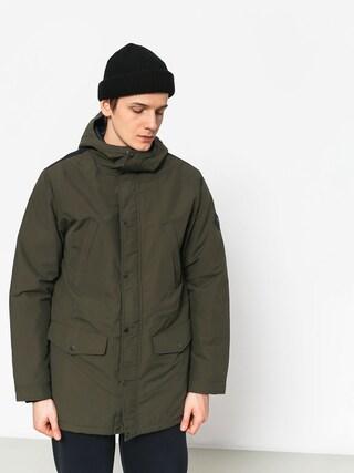 Burton Jacket Danning Trench (frstnt/trublk)