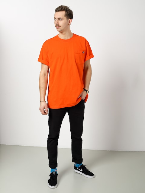 Dickies Pocket T-shirt (orange)