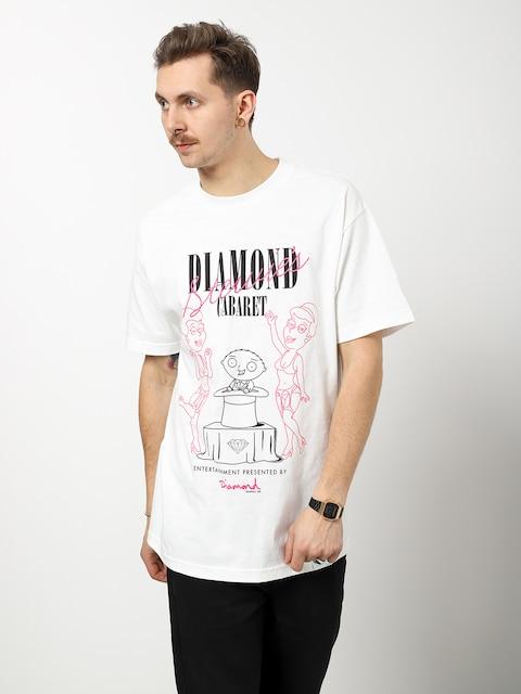 Diamond Supply Co. Stewie'S Diamond Cabaret T-shirt