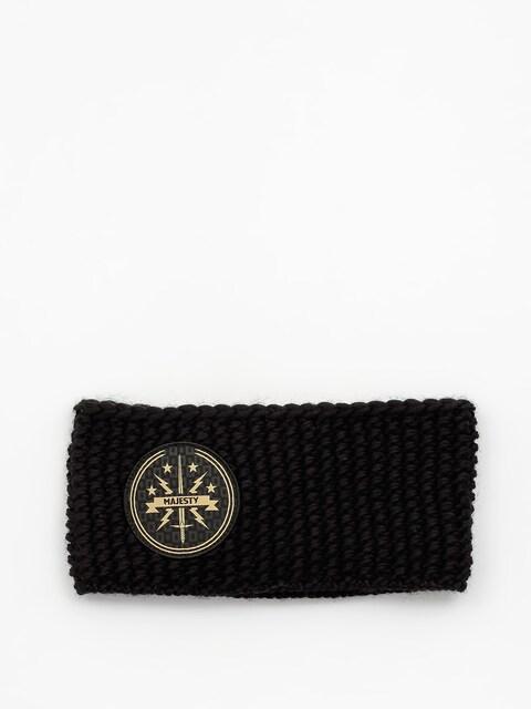 Majesty Headband Beanie (black )
